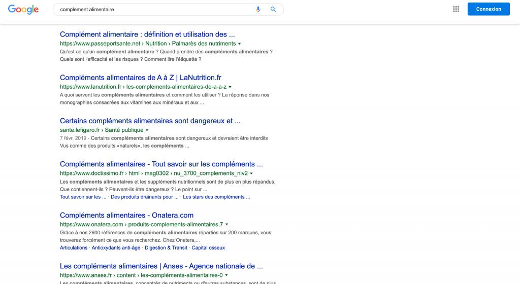 Déterminer l'intention de recherche de son audience avec Google